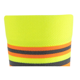 Alé Cycling Stripe Merino Socks Fluo Yellow-Black